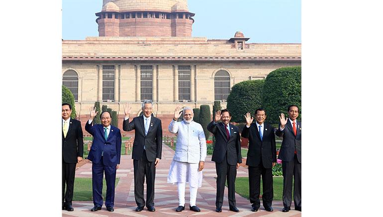 ASEAN-India Commemorative Summit 2018