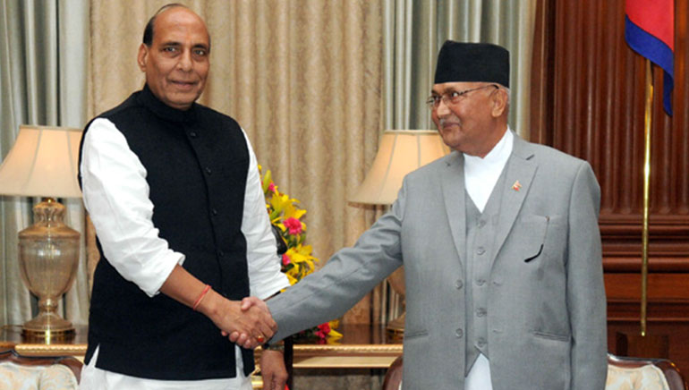 KP Sharma Oli Sworn In As Nepal PM