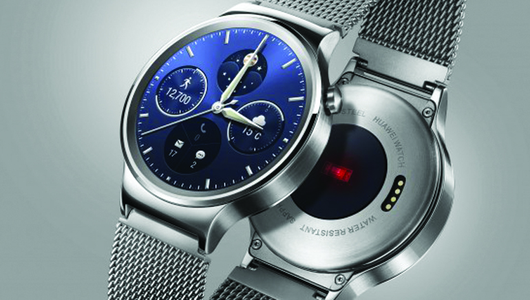 Huawei Launches Huawei watch