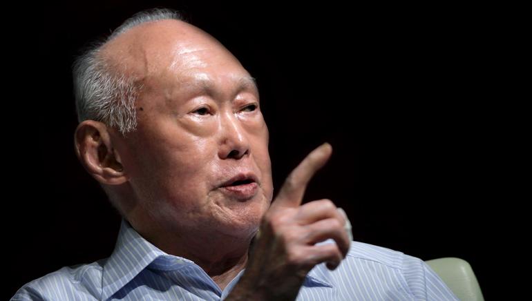 R.I.P. Lee Kuan Yew