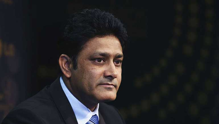 Anil Kumble to Coach the Blue-Army