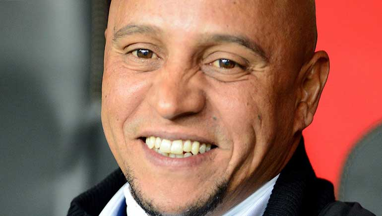 Roberto Carlos Attends the NAS Ramadan Sports Tournament
