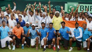 Davis Cup: India Enters World Group Play-Offs