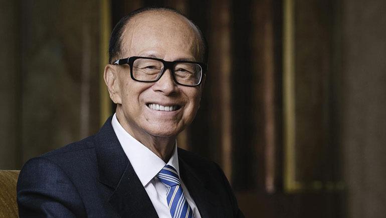 Mr. Li Ka-Shing