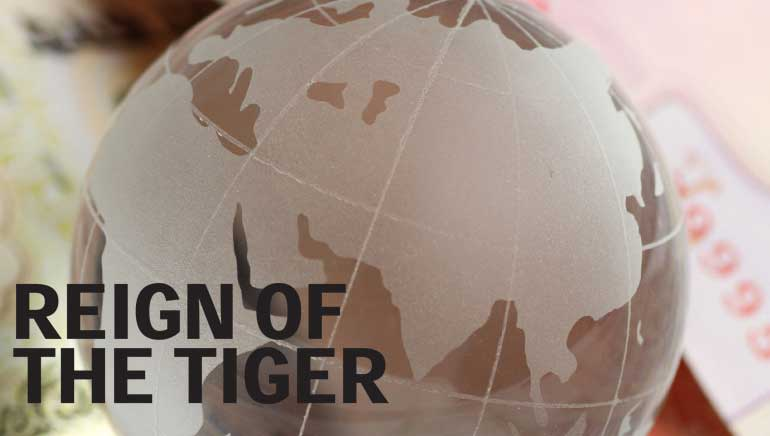 Reign of the Tiger