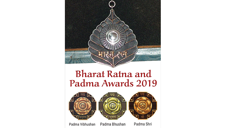 Bharat Ratna and Padma Awards 2019