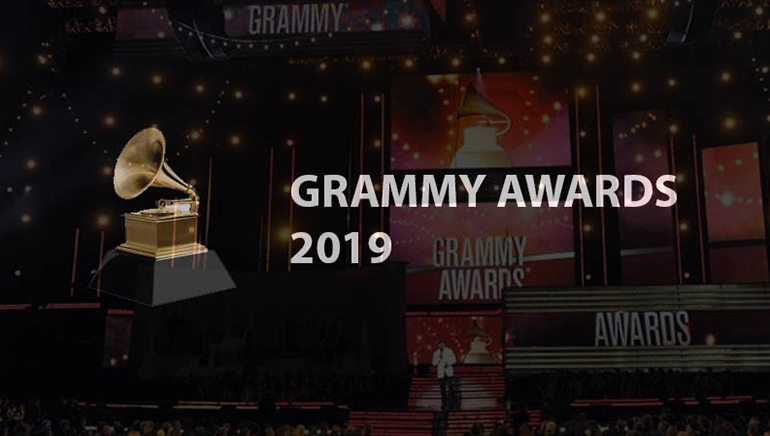 2019 61st  Grammy Awards held in Los Angeles