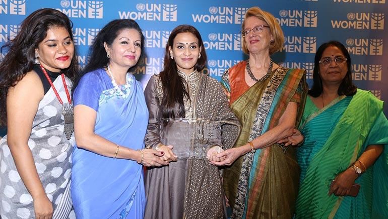 New UN Women's Advocate
