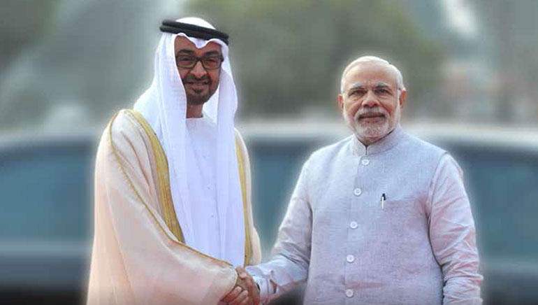 India & UAE Coming Closer Than Ever