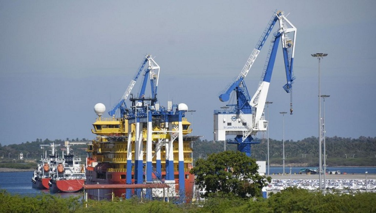 Japan-and-India-Invest-in-Sri-Lanka-Port