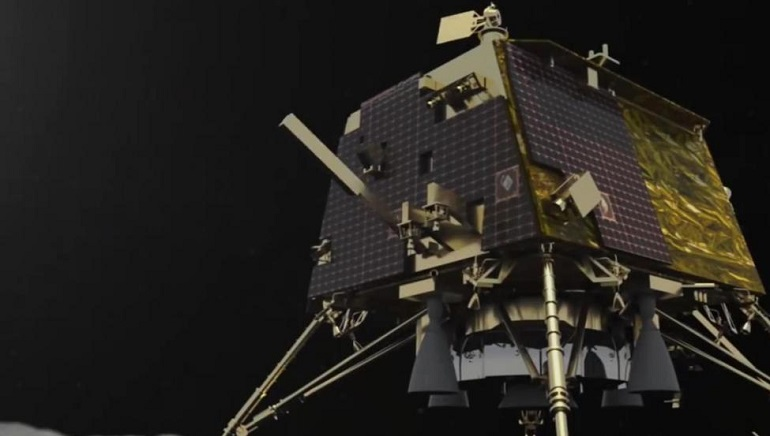 Chandrayaan 2 detects Argon 40 in Lunar Exosphere