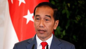 Indonesia's President Joko Widodo sworn in for 2nd term