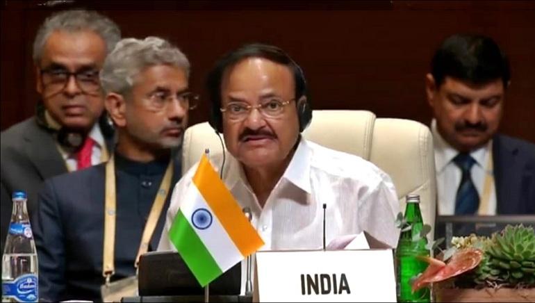 Vice President addresses 18th summit of NAM in Baku
