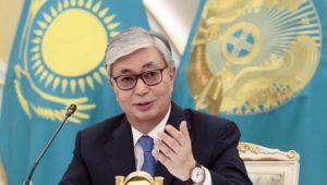 Kassym Jomart Tokayev elected as Kazakhsthan President