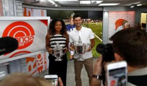 Naomi & Novak are World's No. 1