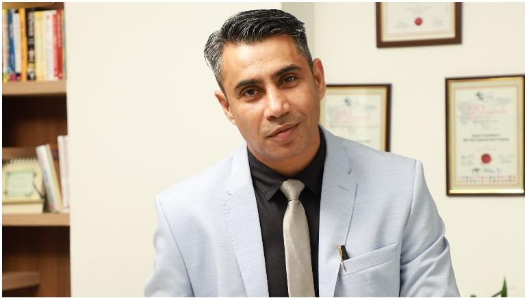Sanjeev Chhibber