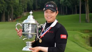 Ariya Jutanugarn wins US Women's Open
