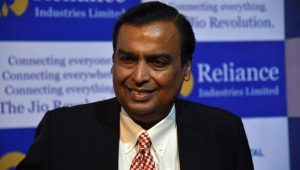 Mr. Mukesh Ambani