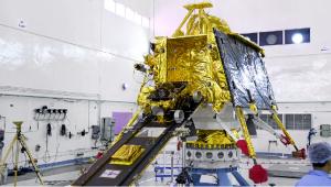 Chandrayaan 2 Detects Argon 40 In Lunar Exosphere