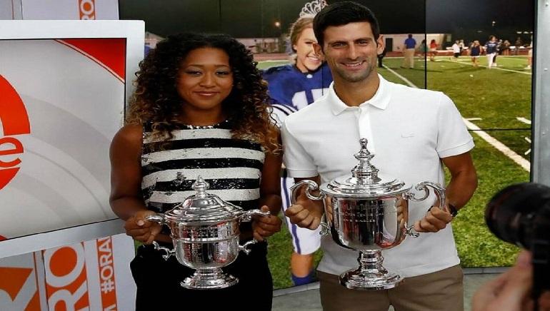 Naomi & Novak Are World No. 1