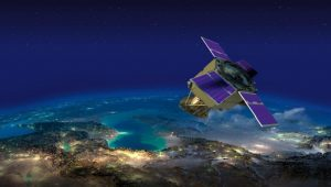 KhalifaSat Satellite Launched By UAE