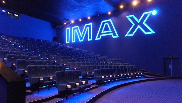 IMAX Enters Hong Kong