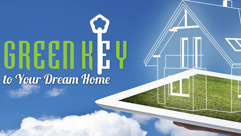 Green Key to Your Dream Home