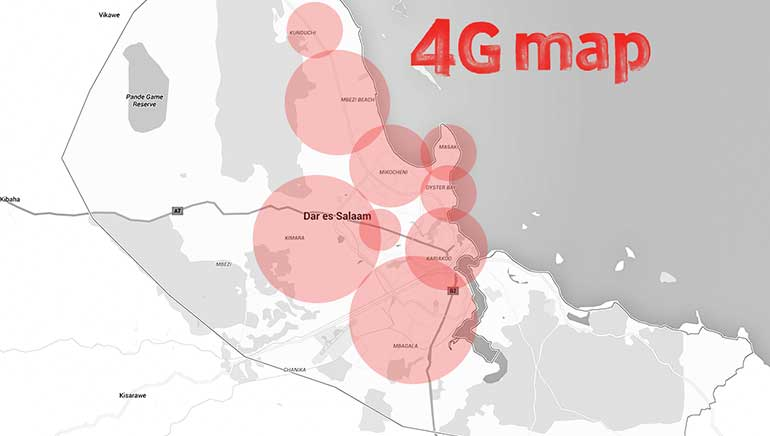 Nokia and Vodacom Launch 4G in Tanzania