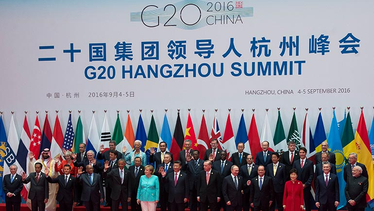 G20 Summit Concluded in China