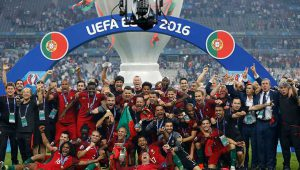 Portugal Lifts its First Euro Cup