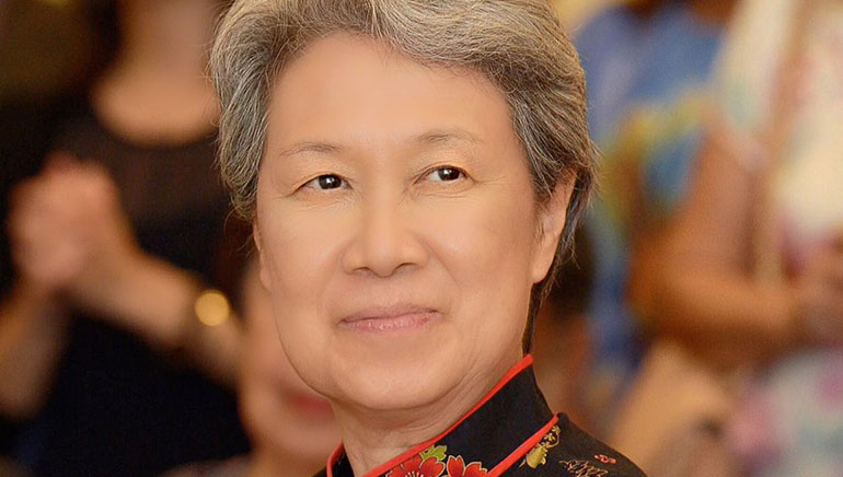 Madam Ho Ching