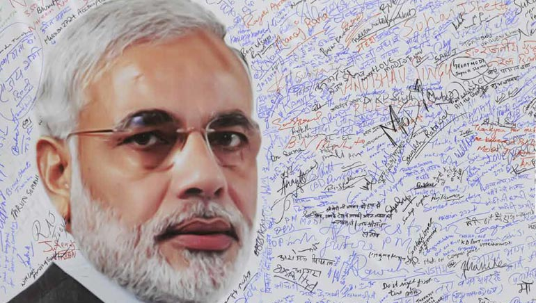 India Moving Towards Unprecedented Glory