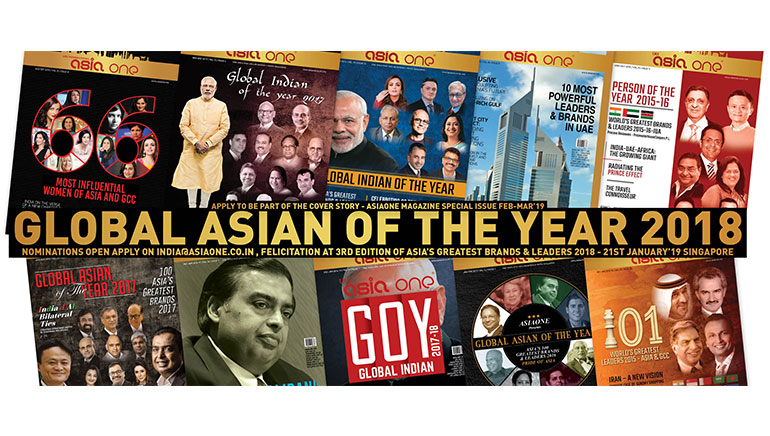 AsiaOne Global Asian of the Year 2018
