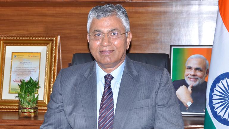 Heart-to-Heart Talk with Shri P P Chaudhary