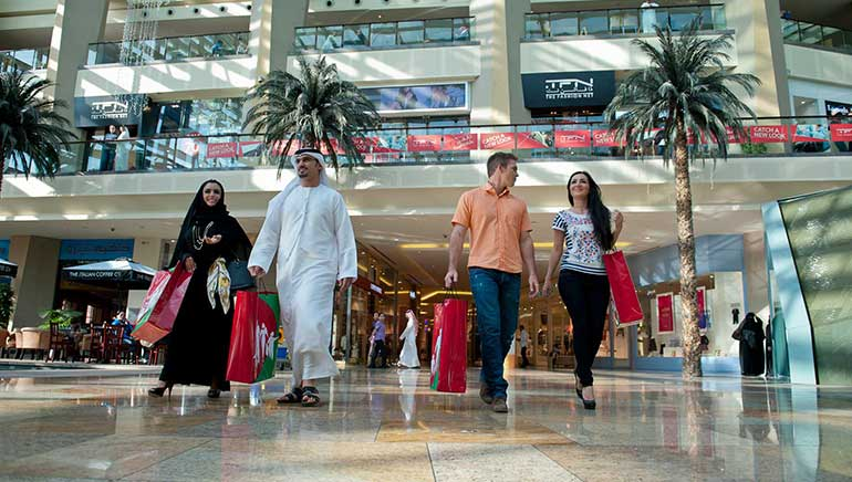 Dubai Retains The Position As Second-Largest Retail Hub