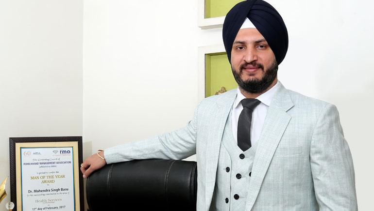 Dr. Mandeep Singh Basu