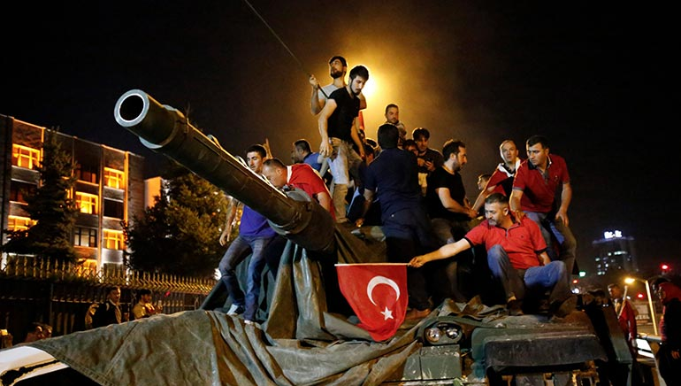 Over 4,200 Turkish Military Personnel Suspended, Dismissed