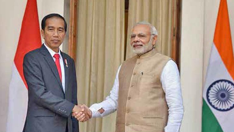 Prime Minister Modi's visit to Indonesia