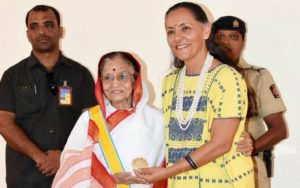 Ex-President Pratibha Patil awared Mexico's highest civilian award