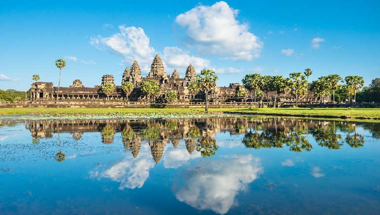 The Rising Country of the Southeast Asia – Cambodia