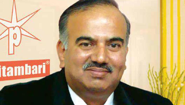 Ravindra Vaman Prabhu Desai