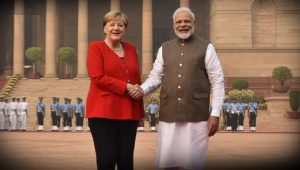 India-Germany Strengthen Bilateral Ties, Sign 17 MOUs & 5 Joint Declaration