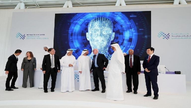 UAE To Establish The World'S First Graduate Level, Research-Based Ai University