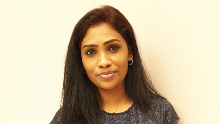 Jaisheela Padmanabhan