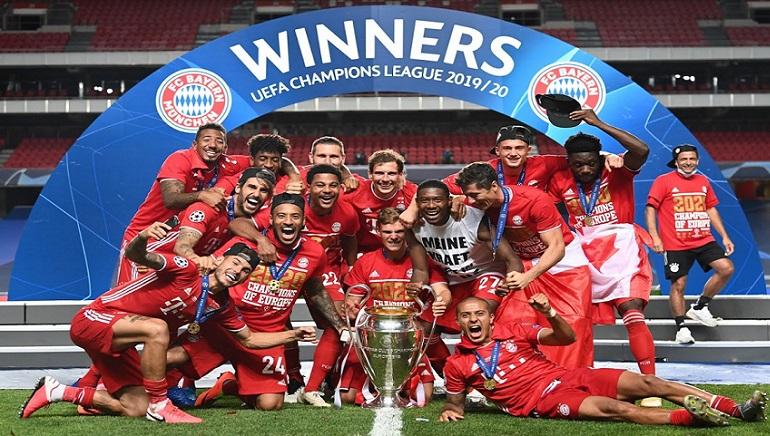 Bayern Munich Wins UEFA Champions League 2019-20