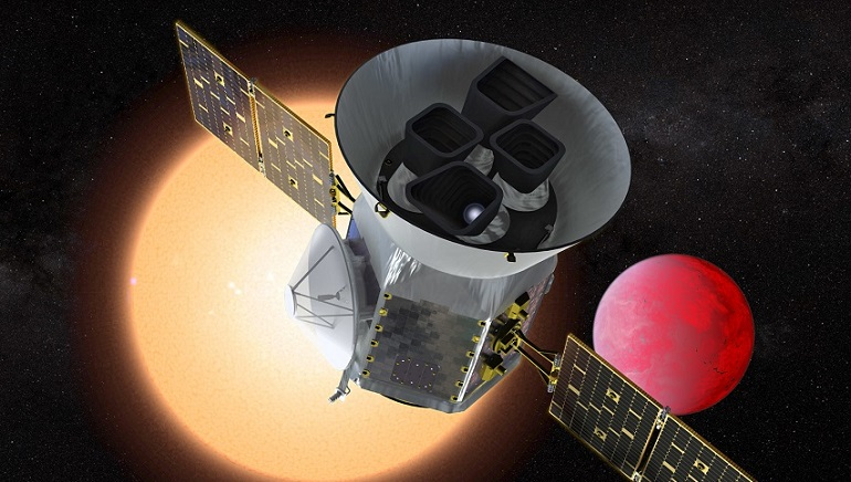 Nasa Satellite Finds 66 New Exoplanets
