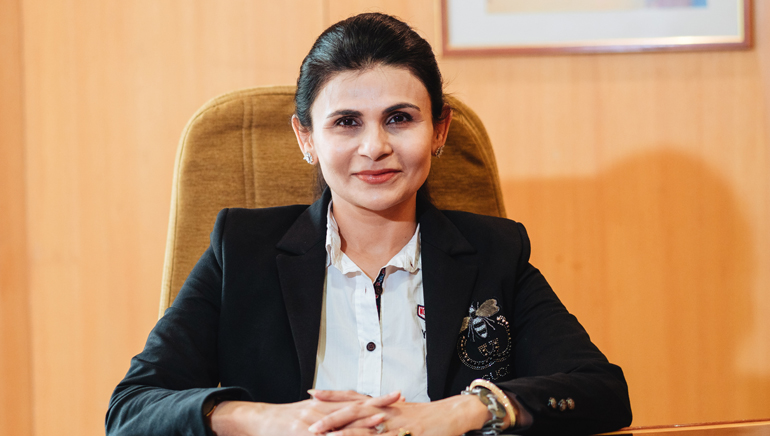 Chandni Kapadia