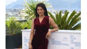 Bangladeshi actress shines at Cannes