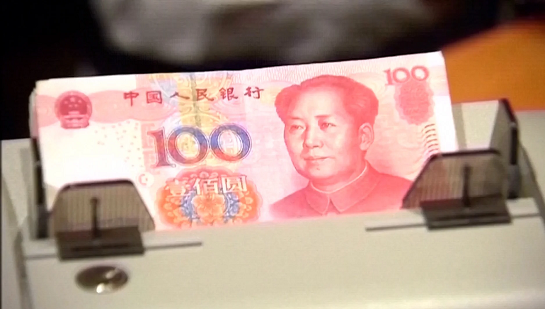 China's economic growth halves in the second quarter