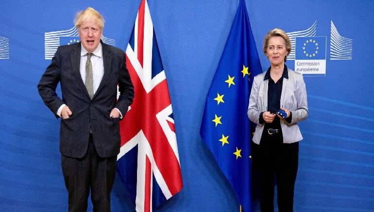 EU chief rejects UK bid to renegotiate Brexit deal